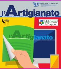 copertina l artigianato febbraio 2014