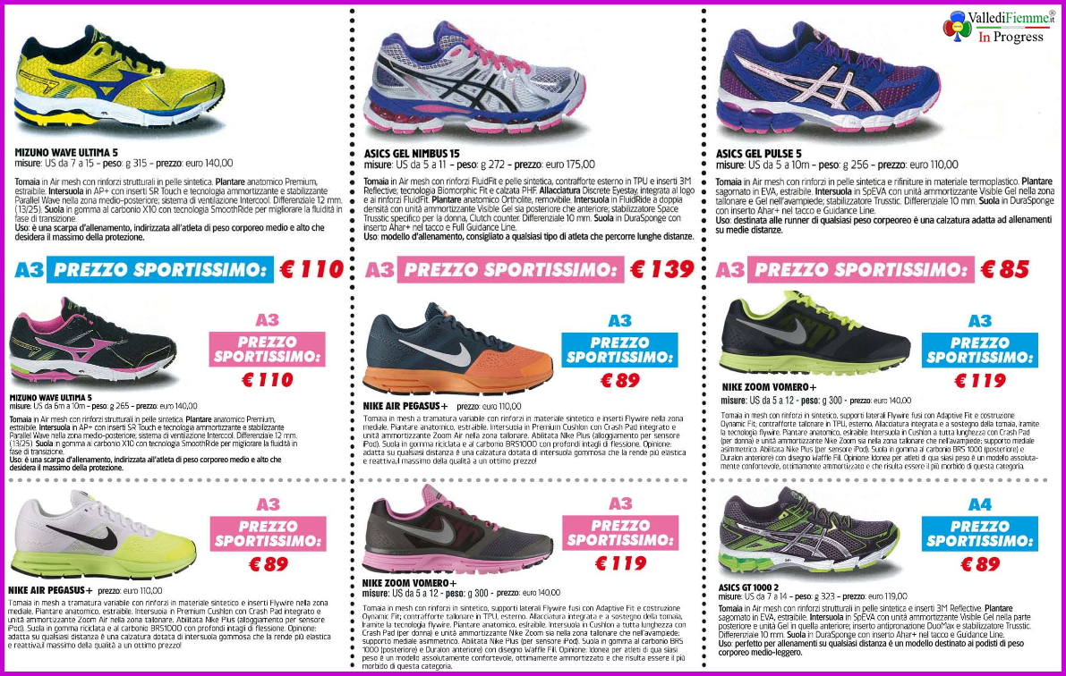 brand new 5e423 a5d4f scarpe running asics a4