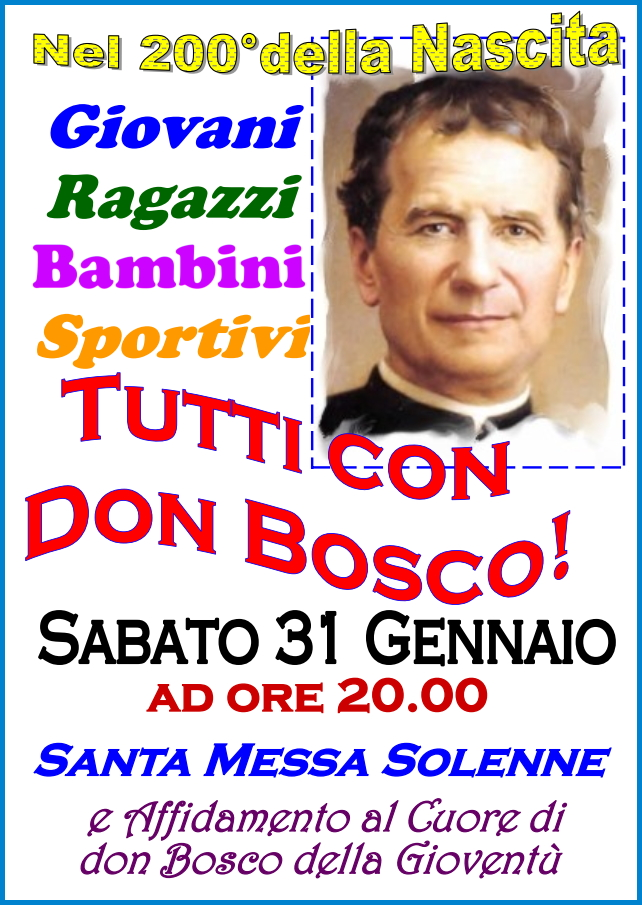 Tutti con Don Bosco a Predazzo @ Chiesa Parrocchiale | Predazzo | Trentino-Alto Adige | Italia