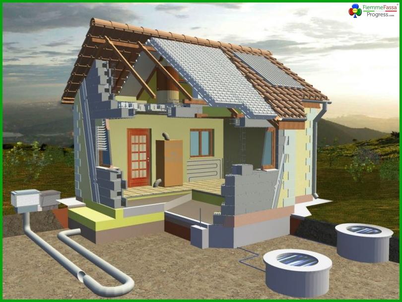 Casa Passiva: la casa che si scalda da sola! - Fiemme in Progress