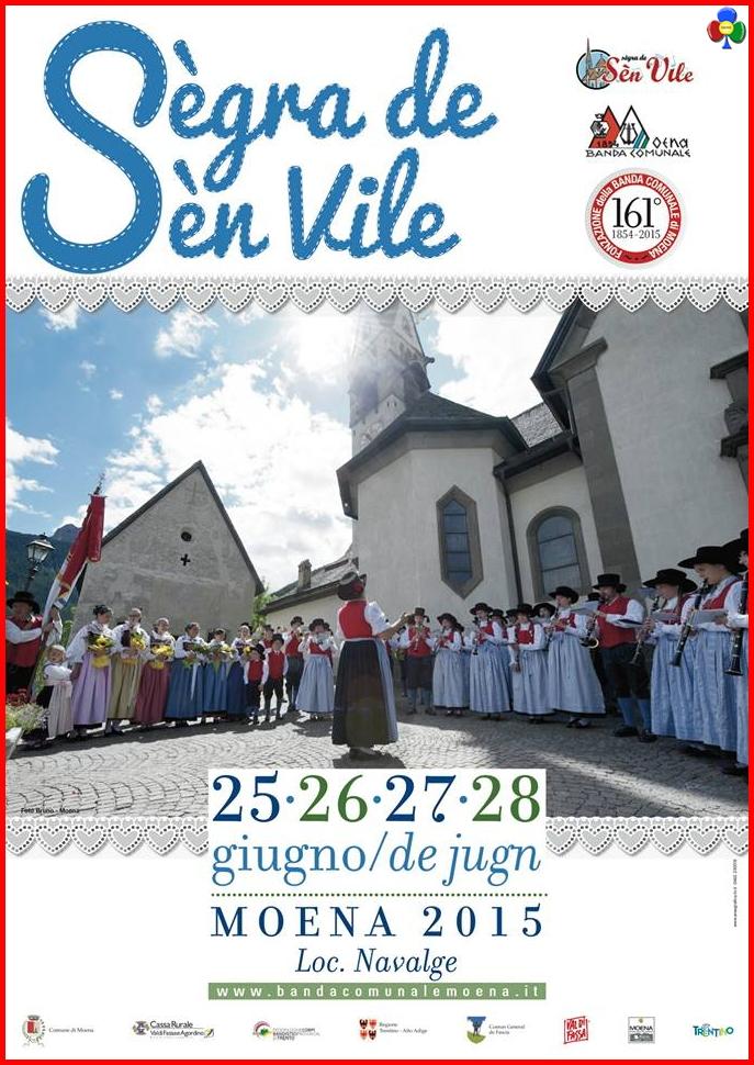 Moena, Sègra de Sèn Vile 2015 @ Navalge | Moena | Trentino-Alto Adige | Italia