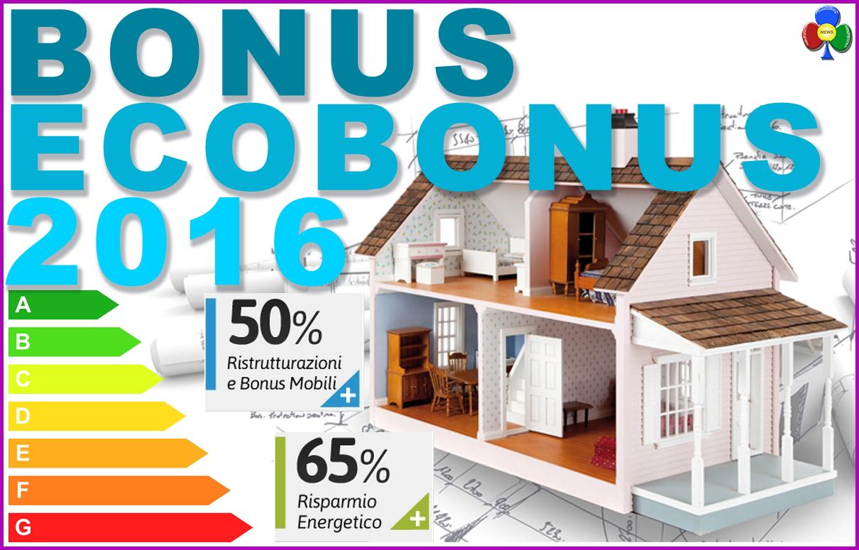 Bonus mobili 2016 ristrutturazione confortevole for Bonus arredi 2017