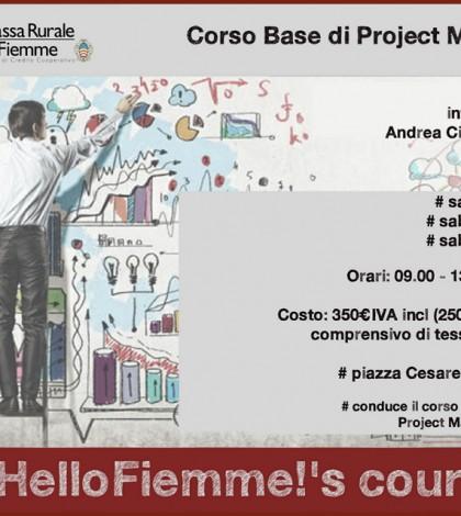 corso base project management