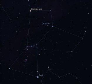 Orione1 Esplosioni stellari e catastrofi? Facciamo il punto.