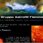 astrofili fiemme valle di fiemme 150x150 Bellissimo flare (esplosione) solare
