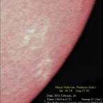 20110226 1136 vedo 225x3001 150x150 La foto della settimana esplosioni sul Sole