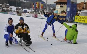 val di fiemme gara sci nordico lions 300x187 Sci e solidarietà, Lions in pista in Val di Fiemme