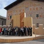 Cavalese 3 150x150 I ragazzi del liceo di Cavalese a Napoli incontrano il sindaco Iervolino