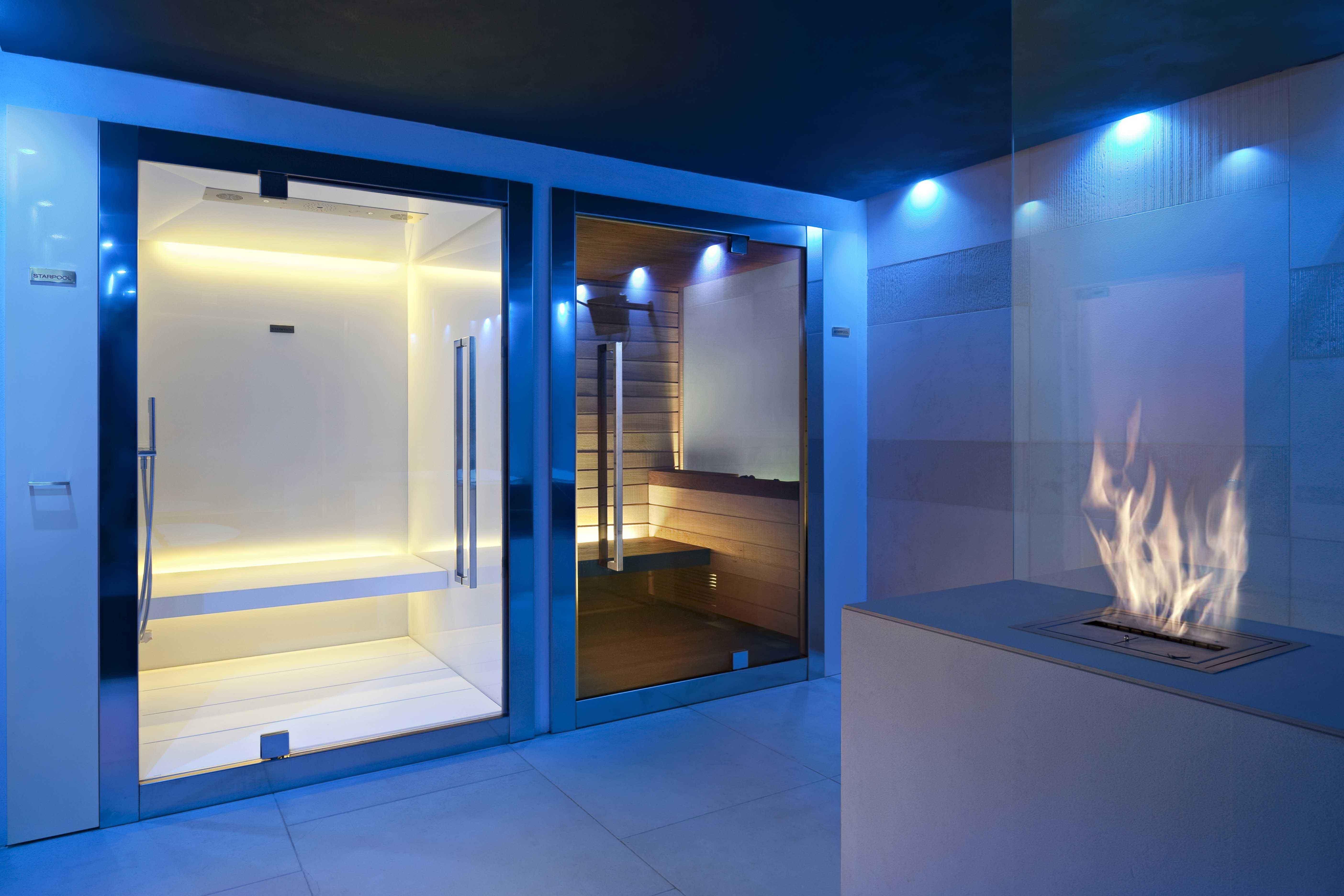 Il Design Delle Saune Starpool Di Ziano Vince Il Premio