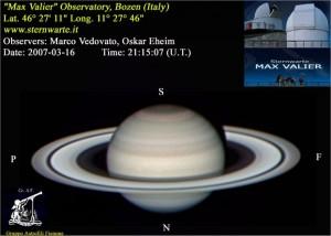 Saturno 300x214 Saturno: il Signore degli Anelli è tornato!