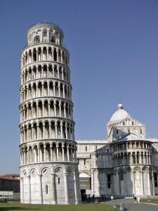 torre di Pisa 225x300 L'Avisio incontra l'Arno con una mostra fotografica
