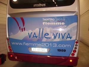 bus vallevviva fiemme 300x225 E VVAI: 15 hotel della Val di Fiemme promuovono la mobilità eco sostenibile. Ziano mette in pista una navetta e le biciclette gratuite