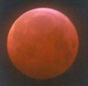 Eclisse Luna 9 gennaio 2001 300x293 Leclisse di Luna del 15 giugno 2011, la notte della Luna rossa!