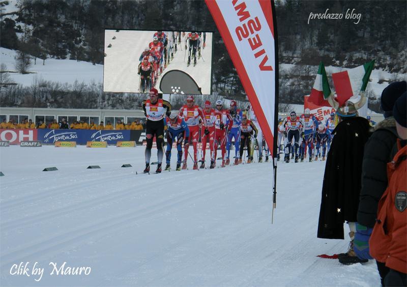 tour de ski val di fiemme predazzo blog Inizia il Tour de Ski 2012. Programma e partecipanti