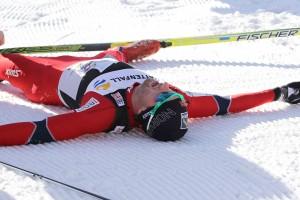 Northug atleta sfinito al traguardo del Tour de Ski 20121 300x200 Val di Fiemme   Tour de Ski 2012, GIRO GIRO FONDO...