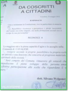 cavalese 1 coscritti 93 valledifiemme 226x300 Cavalese, i coscritti del 1993 incontrano il Sindaco ed i rappresentanti del volontariato