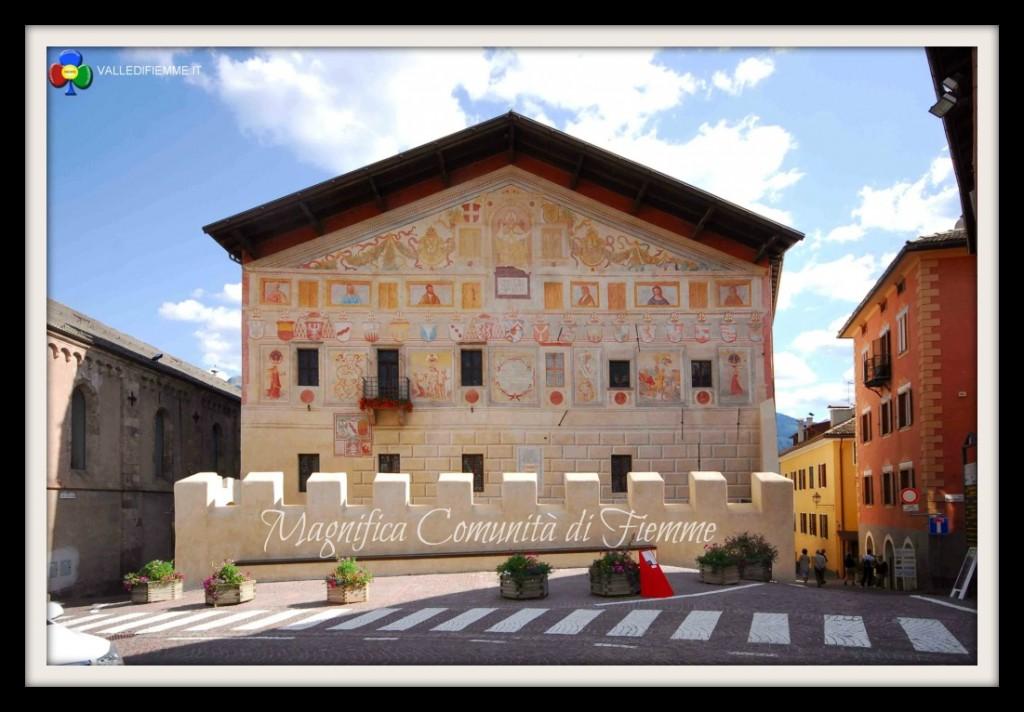 magnifica comunita di fiemme cavalese valle di fiemme it cornice 1024x712 Eventi al Palazzo della Magnifica Comunità di Fiemme