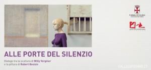 alle porte del silenzio cavalese fiemme 300x140 Alle porte del silenzio, mostra al Centro Arte Contemporanea di Cavalese