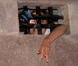 prigioniera alla magnifica di cavalese p 300x254 Cavalese   Magnifiche Storie di Fiemme