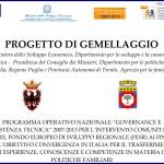 GEMELLAGGIO PROGETTO FAMIGLIA FIEMME 150x150 Il marchio Comune amico della Famiglia a Cavalese e Varena