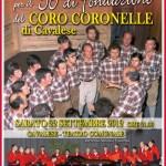 """coro coronelle cavalese 50 anni valle di fiemme 150x150 Lavazè, ricordando De Andrè con il """"IL PONTE DI S.A.I.D"""""""
