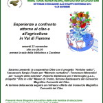 LOCANDINA AGRICOLTURA FIEMME 150x150 Ziano, IL CANTO DEGLI UCCELLI