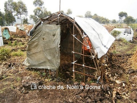 Natale a Goma Buon Natale a tutti gli amici di PredazzoBlog, dallAfrica e dallAmazzonia