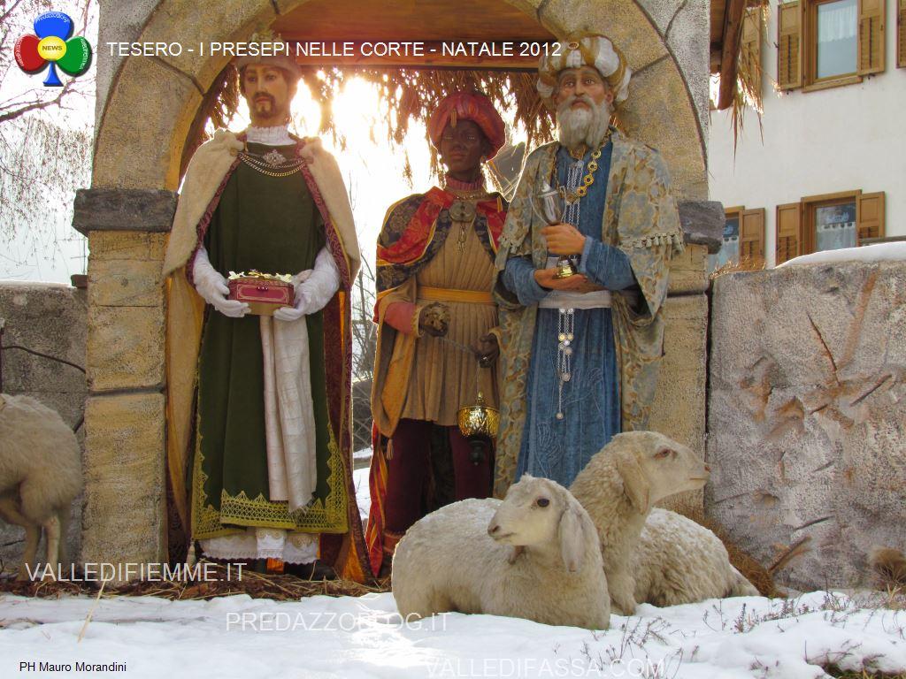 tesero i presepi nelle corte natale 2012 valle di fiemme it6 Predazzo, avvisi della Parrocchia dal 30 dic. al 6 gen.