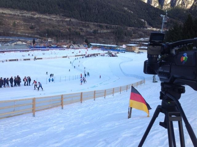 20130105 114605 Tour de Ski 2013 Val di Fiemme le immagini live dallo Stadio del Fondo di Lago di Tesero