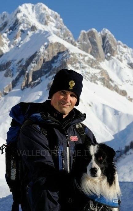 20130106 080958 Nuova sciagura in Valle di Fiemme, due morti sotto la valanga sul Lagorai. Le vittime sono Claudio Ventura e Antonio Gianmoena, entrambi della Valle di Fiemme.
