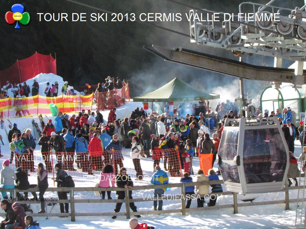 tour de ski 2013 fiemme cermis trentino ph lorenzo morandini valle di fiemme it27 Tour de Ski 2014 in Valle di Fiemme con Final Climb sul Cermis