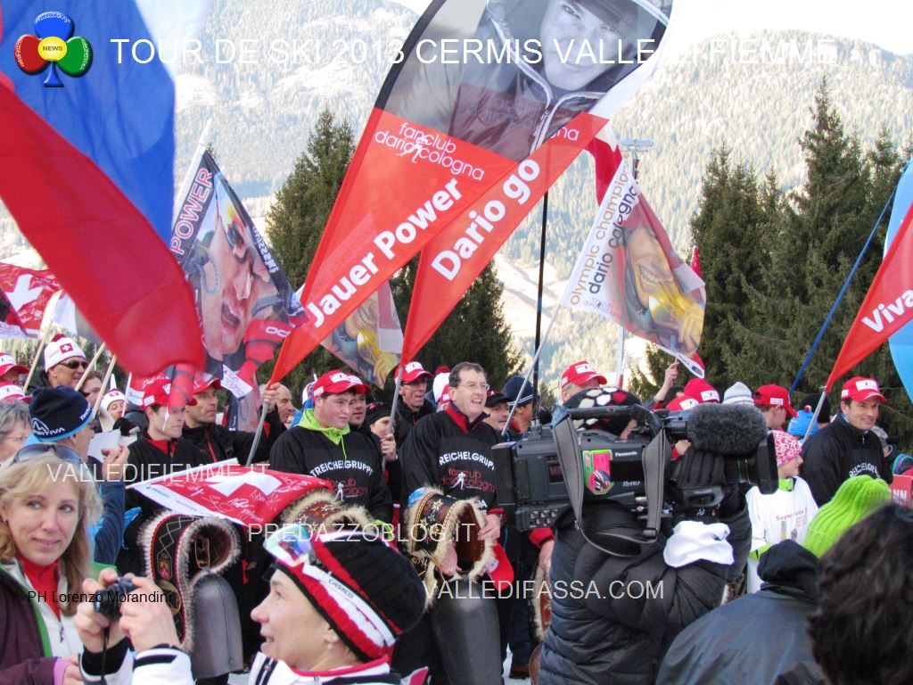 tour de ski 2013 fiemme cermis trentino ph lorenzo morandini valle di fiemme it43 Tour de Ski 2014 in Valle di Fiemme con Final Climb sul Cermis