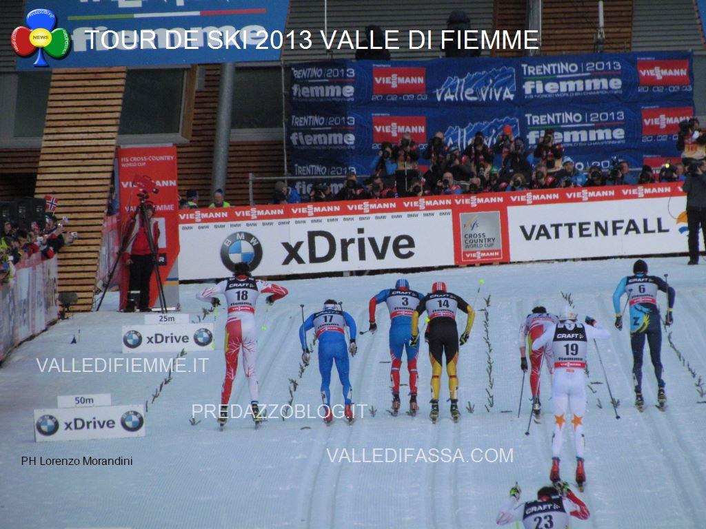 tour de ski 2013 val di fiemme ph lorenzo morandini valle di fiemme it61 Tour de Ski 2014 in Valle di Fiemme con Final Climb sul Cermis
