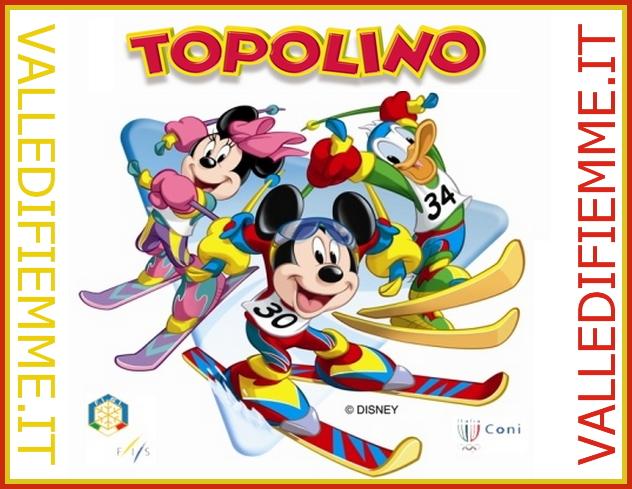 trofeo topolino valle di fiemme it Trofeo Topolino 2013 Sci di Fondo a Lago di Tesero, in Valle di Fiemme