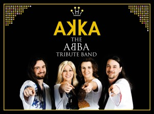 Akka tribute band Abba Mondiali Fiemme 2013 music 300x222 Trentino Fiemme 2013, le Star della Musica   The Stars of Music (ita  eng)