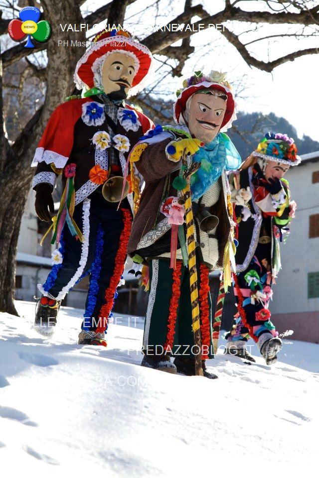Carnevale dei matoci di valfloriana valle di fiemme ph massimo piazzi12 Calendario Carnevale Fiemme 2015