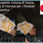 La principessa Victoria di Svezia e Daniel principe di Svezia in valle di fiemme per i mondiali sci nordico 150x150 Calendario gare Mondiali Fiemme 2013