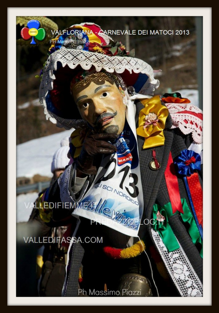 copertina Carnevale dei matoci di valfloriana valle di fiemme ph massimo piazzi9 717x1024 Le foto del Carnevale dei Matoci di Valfloriana