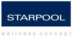 logo star pool Starpool  lo stile attorno al benessere