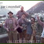 na canzon par i mondiali glockenthrum 150x150 Cè un fiore sulle Dolomiti   Goran Bregović   Official video Fiemme 2013