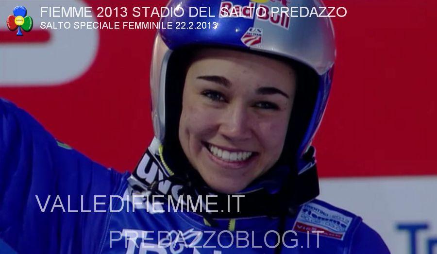 predazzo trampolini stadio del salto mondiali fiemme 2013 gara femminile 22.2.13  predazzoblog25