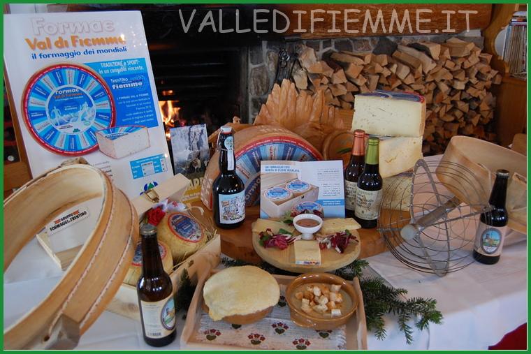 prodotti tipici fiemme mondiali 2013 Un mondo di Gusto a Km 0   Mondiali Val di Fiemme 2013