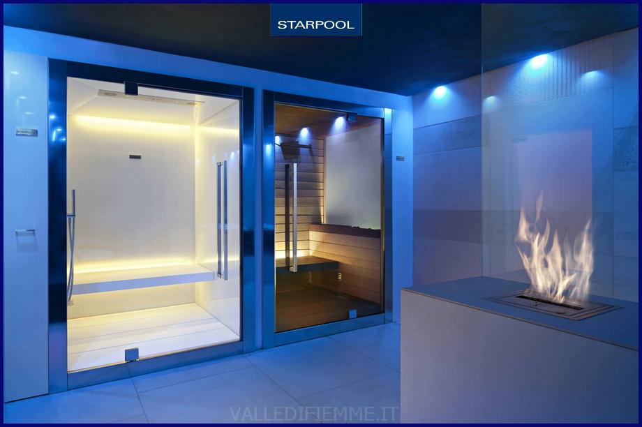 saune star pool valle di fiemme Starpool  lo stile attorno al benessere
