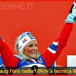 terese johaug oro fiemme 2013 150x150 Giulia Sturz oro a Planica nella 10km
