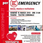 emergency tesero 150x150 Il video live della serata per Emergency di Tesero