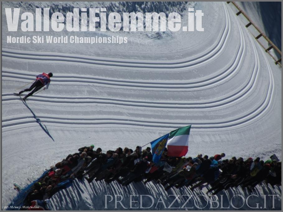 fiemme 2013 nordic ski world championships Mondiali Fiemme 2013,  le nostre foto istantanee