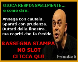 Rassegna Stampa No Slot