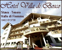 Hotel Villa di Bosco Stava - Tesero