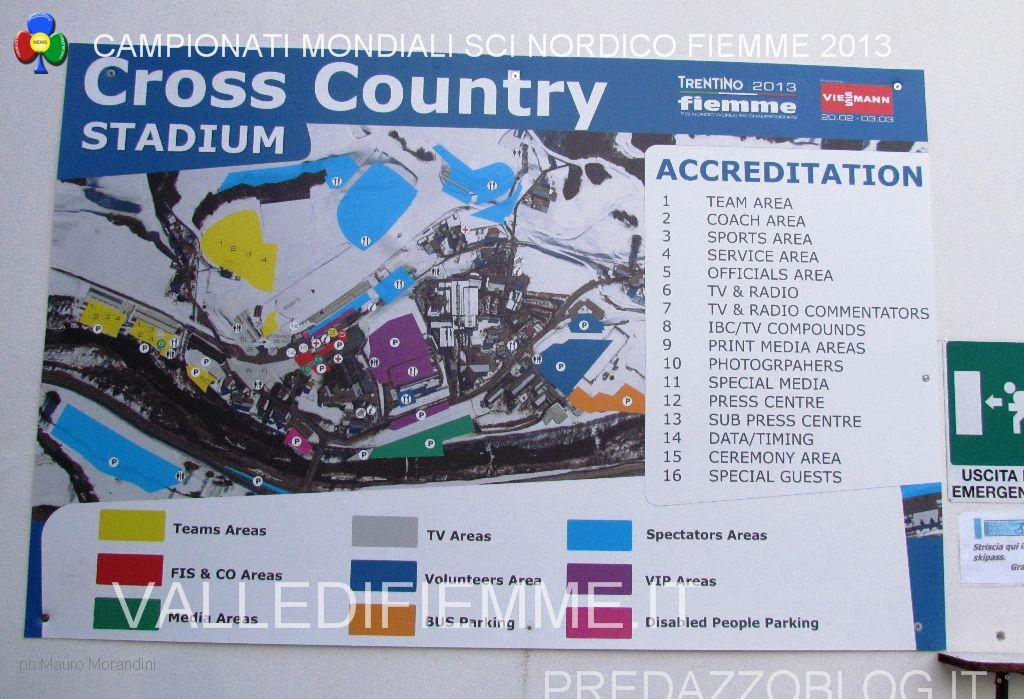 mondiali fiemme 2013 nordic ski world ph mauro morandini valledifiemmeit1 Calendario gare Mondiali Fiemme 2013