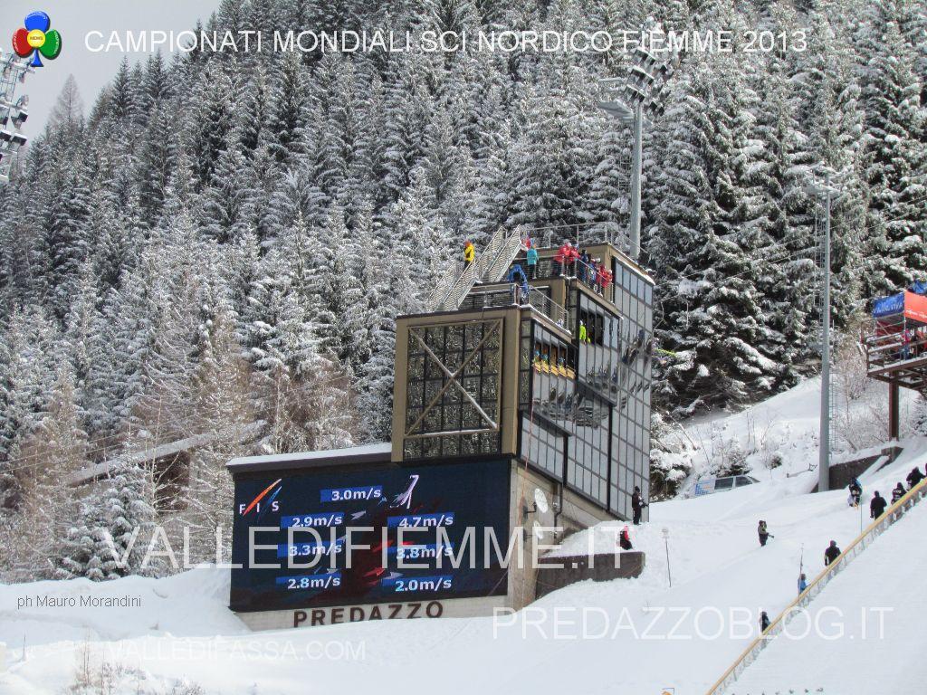 mondiali fiemme 2013 nordic ski world ph mauro morandini valledifiemmeit42 Val di Fiemme verso il 4° Mondiale? Un treno di sì